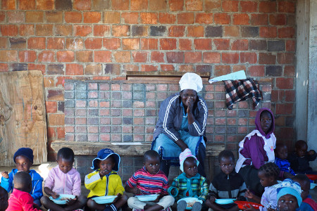 nutrition, community initiatives, Zimbabwe, Cabatsha