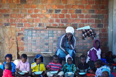 nutrition, community initiatives, Zimbabwe, Cabatsha