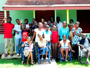 Jamaican Adults with Disabilities