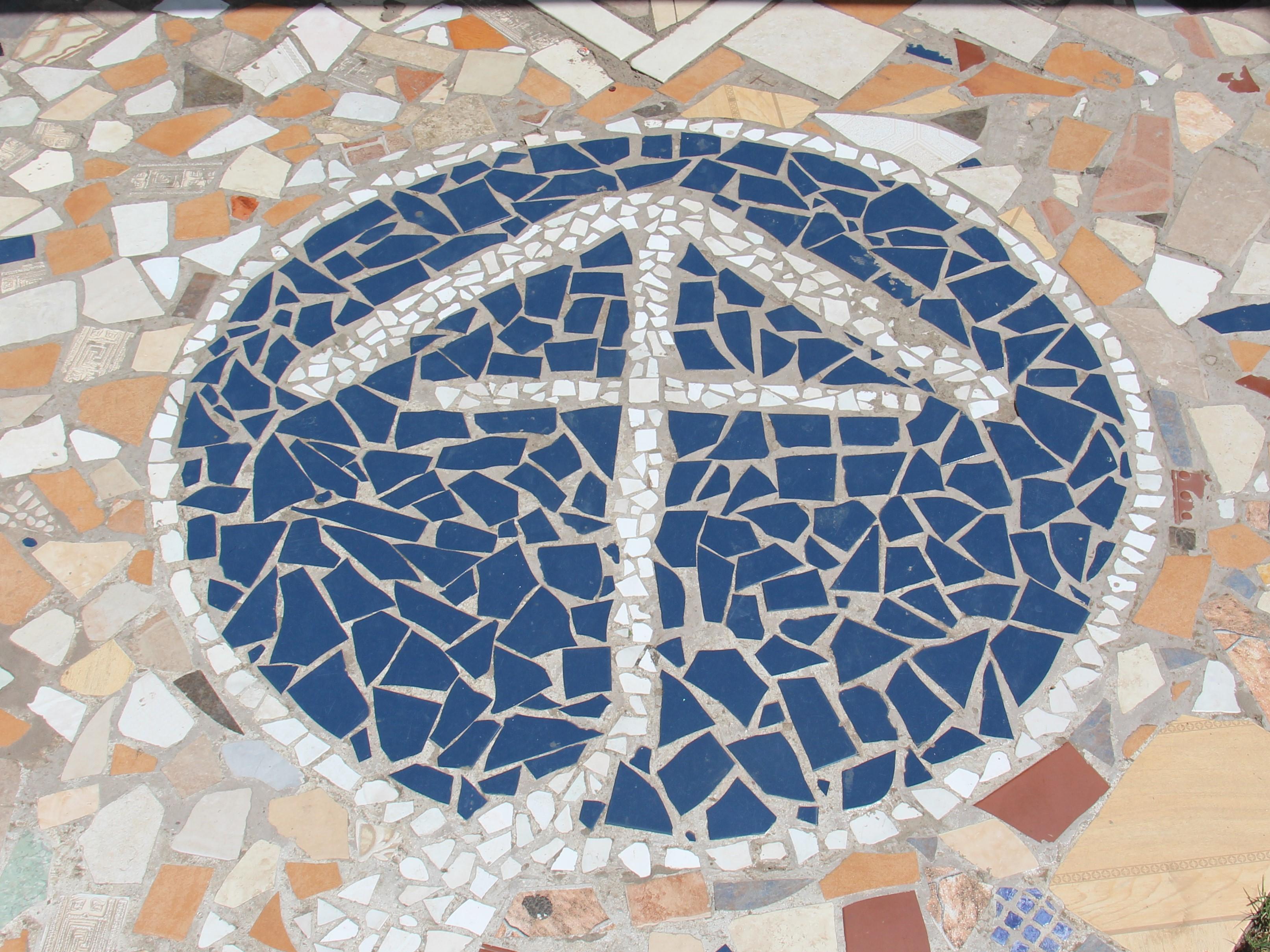 tiles, apostolate, MSC, logo