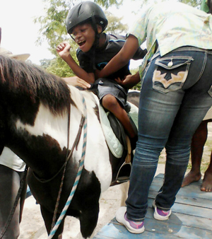 Equine-Assisted Therapy Jamaica
