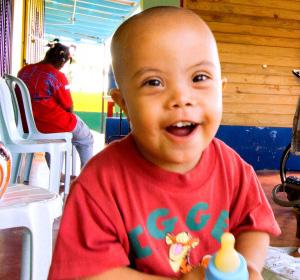 Child with Disabilities in Dominican Republic