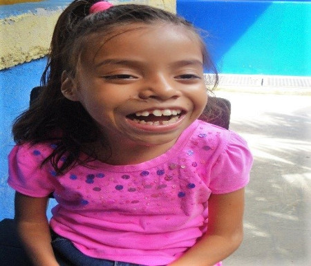 Resident of Nicaragua, residential care for children with disabilities, Managua