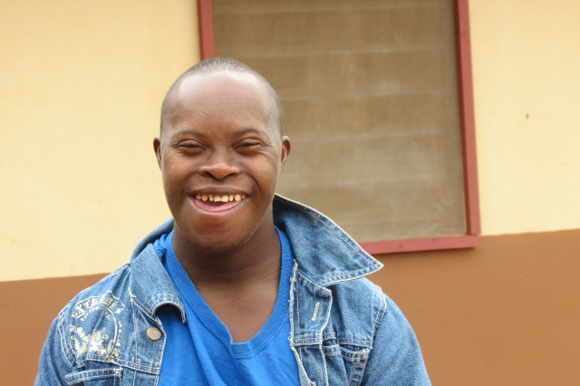 Lee-Chin, Jamaica, Jacob's Ladder, developmental disabilities, resident, down syndrome