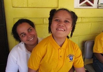 Tatiana, Nicaragua, HBD, Hogar Belen Diriamba, resident, developmental disabilities