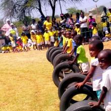 Sports Day, LALC Zimbabwe, early childhood, bulawayo