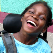 Yasanya, Jamaica, My Father's House, resident, developmental disability