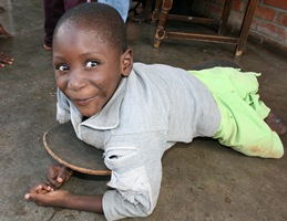 Child with Disabilities in Zimbabwe