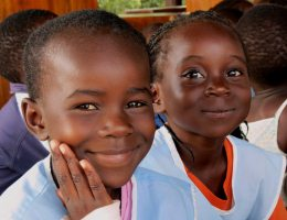 Children Affected by HIV/AIDS in Zimbabwe